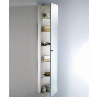 Schneider Wangaline 1 Door Tall Bathroom Cupboard