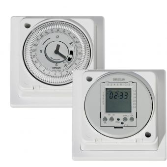 SBH Standard and Digital Timer