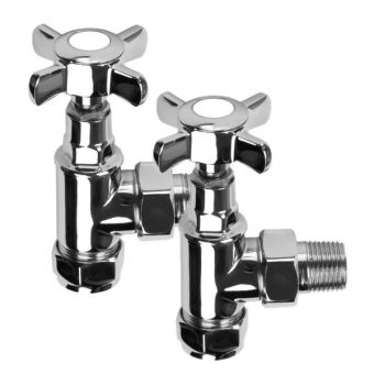 SBH Traditional Angled Valve Set SBH2