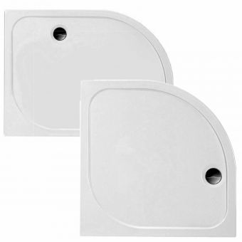 Merlyn MStone 50mm Low Profile Quadrant Shower Tray