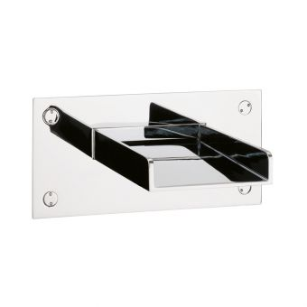 Crosswater Water Square Waterfall Bath Spout
