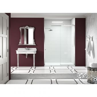 Merlyn Series 10 Sliding Shower Door