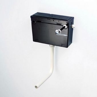 Ideal Standard Conceala 2 Low Level Cistern with Side Inlet and Lever