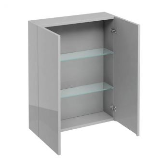 Britton D30 Bathroom Wall Cupboard