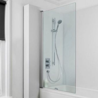 Crosswater Click Single Bath Screen