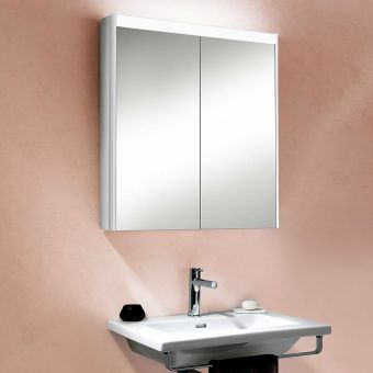 Schneider O-LINE LED Mirror Cabinets 15cms