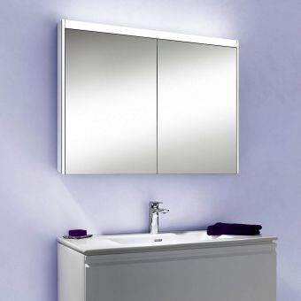Schneider O-LINE LED Mirror Cabinets 12cms