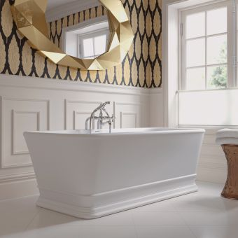 Imperial Kew Freestanding Double Ended Bath