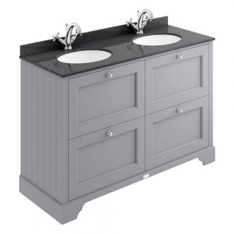 Bayswater 1200mm 4 Drawer Basin Cabinet