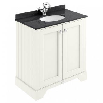 Bayswater 800mm 2 Door Basin Cabinet