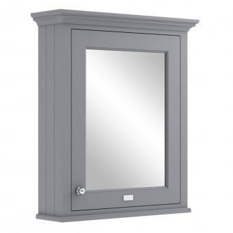 Bayswater 600 Single Door Mirror Cabinet