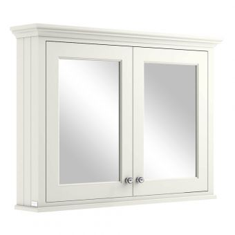 Bayswater 1050 Double Door Mirror Cabinet