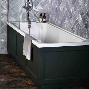 Bayswater Wooden End Bath Panel