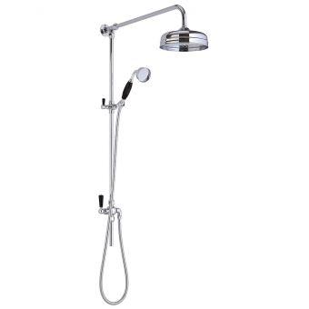 Bayswater Grand Rigid Riser Shower Kit With Handset