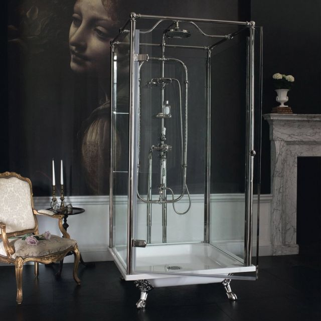 Arcade Piccadilly Shower Temple with Tray