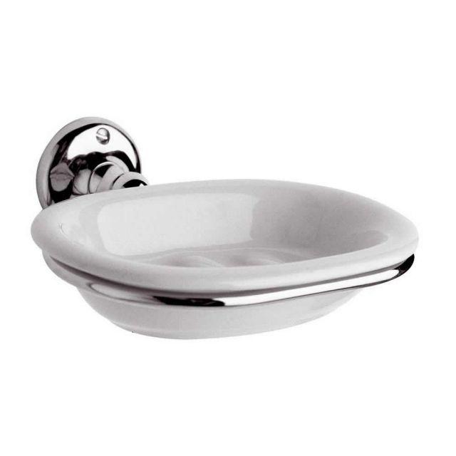 Bayswater Traditional Soap Dish & Holder - BAYA006