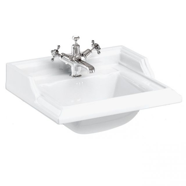 Burlington Classic Square Small 50cm Basin