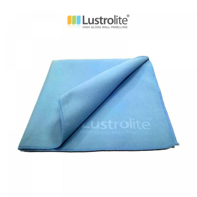 Lustrolite Microfibre Cleaning Cloth