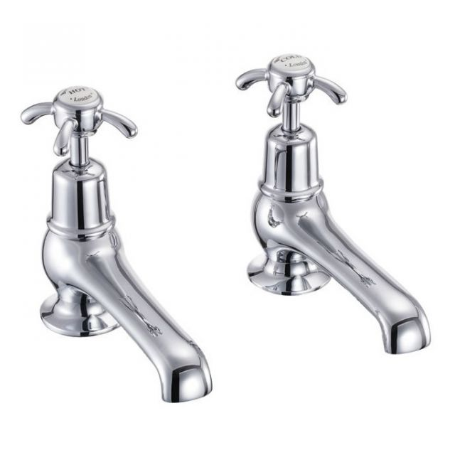Burlington Anglesey Basin Pillar Taps