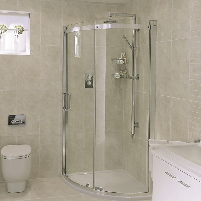 Aqata Spectra SP350 Quadrant Shower