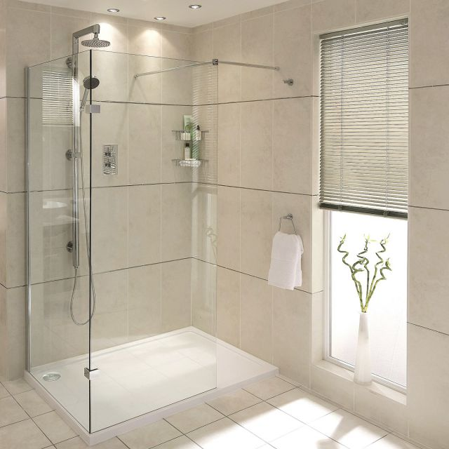 Aqata Spectra SP410 Walk In Shower