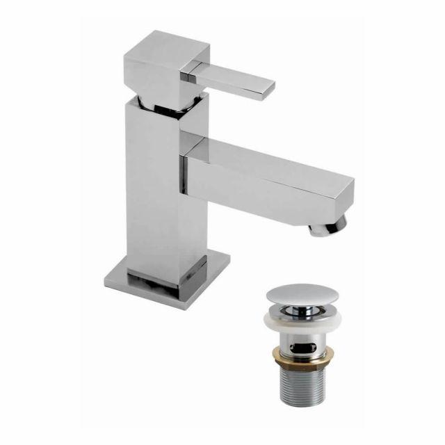 Vado Te Mini Monobloc Basin Mixer