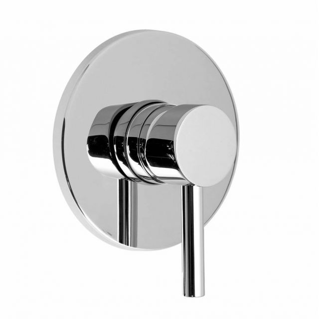 Vado Zoo Concealed Round Manual Shower Valve