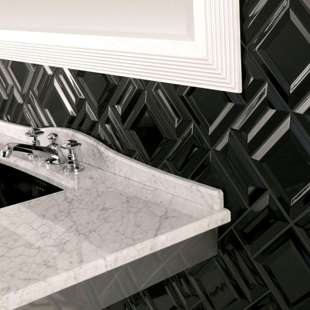 Imperial Plaza Bevel Wall Tiles 15 x 15cms