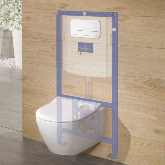 Villeroy & Boch ViConnect WC Frames