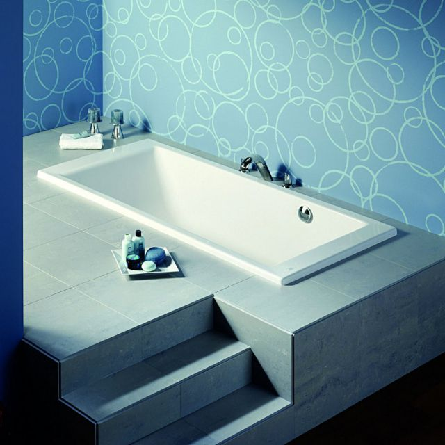 Roca Vythos Double Ended Inset Bath