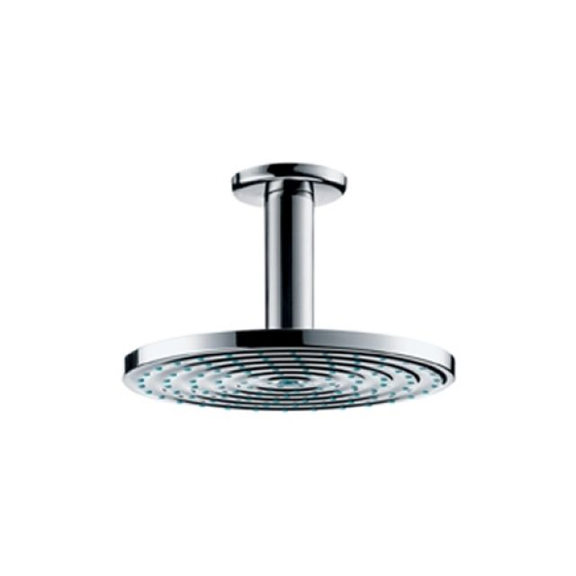 Hansgrohe Raindance Overhead EcoSmart AIR & Ceiling Connector