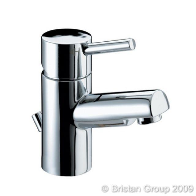 Bristan Prism Eco-Click Basin Mixer Tap