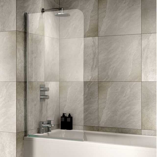 Sommer Half Radius Bath Screen