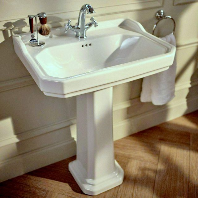 Roca Carmen 650mm Wall Hung Basin