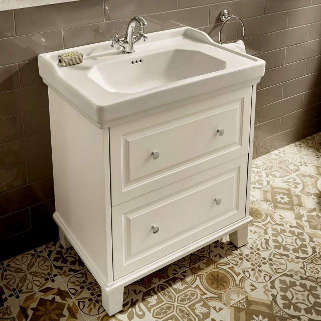 Roca Carmen 800 Drawer Unit with Vanity Basin