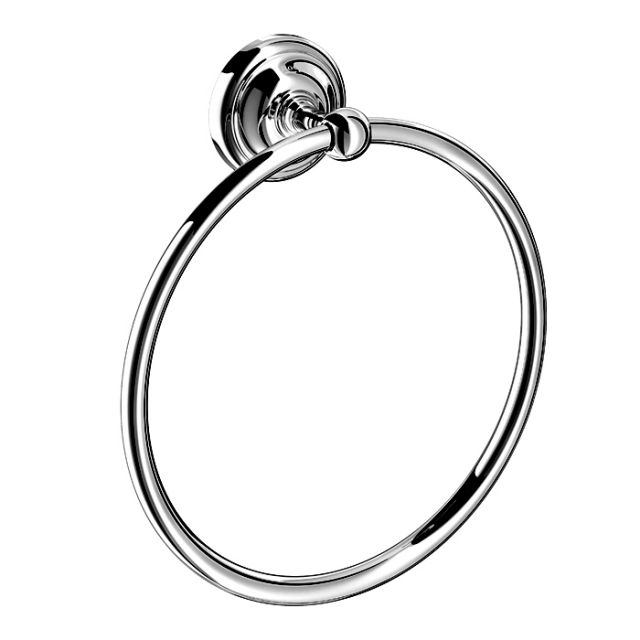 Roca Carmen Towel Ring