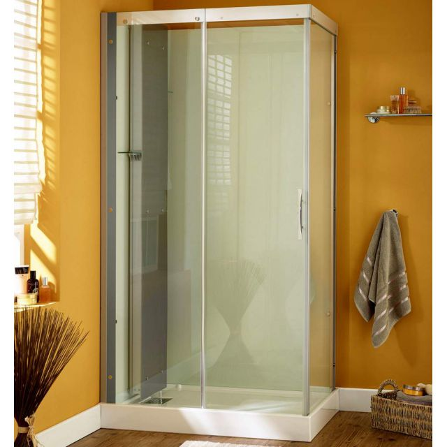 Kinedo Moonlight Corner Shower Cubicle