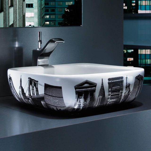 Roca Urban Countertop Basin
