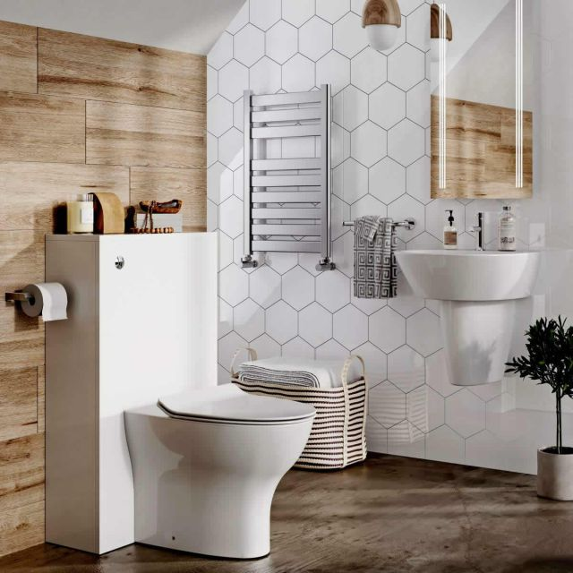 Crosswater Essentials Cloakroom Suite