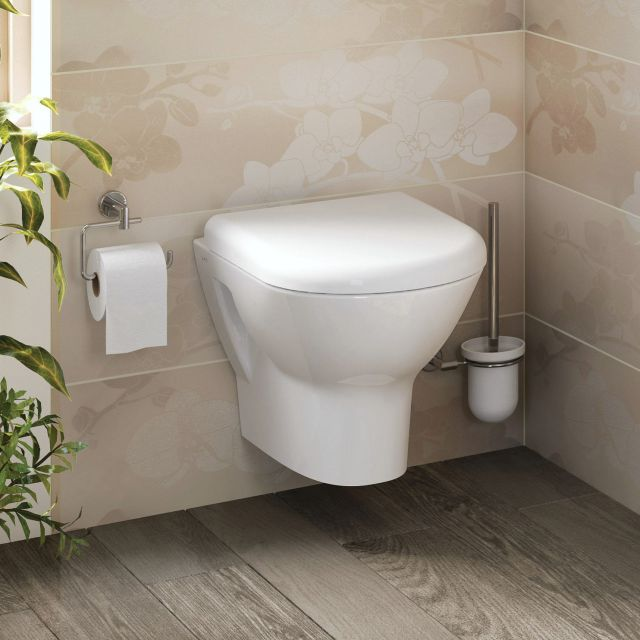 VitrA Zentrum Rimless Wall Hung WC