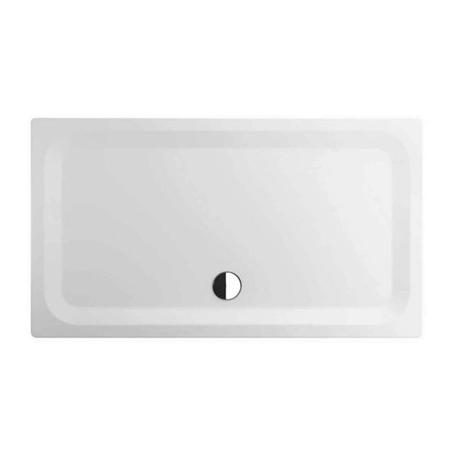 Bette Supra 65mm Rectangular Steel Shower Tray