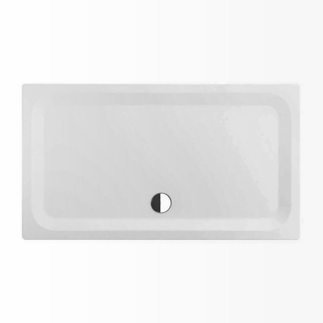 Bette Ultra 35mm Rectangular Steel Shower Tray