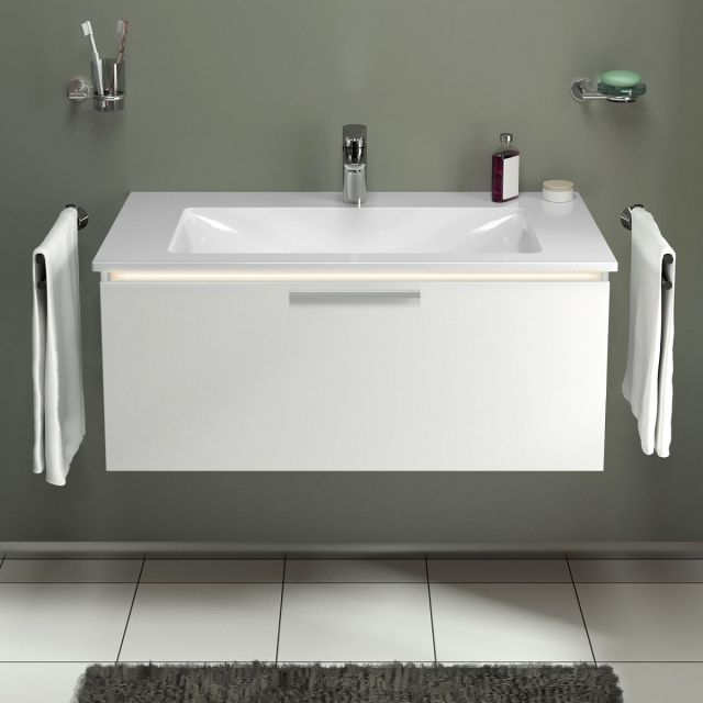 VitrA Ecora Infinit 1 Drawer Vanity Unit