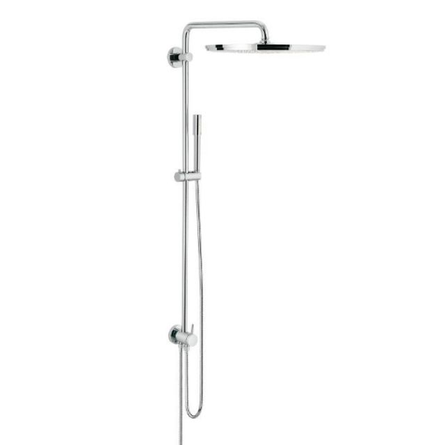 Grohe Rainshower System 400 Shower with Diverter