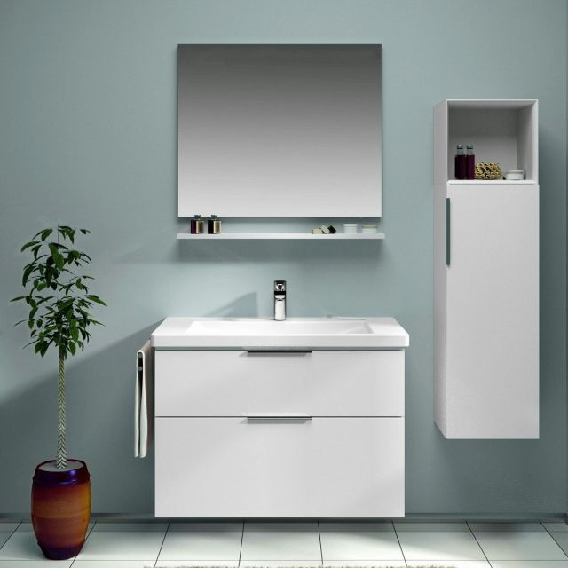 VitrA Ecora Infinit 2 Drawer Vanity Unit