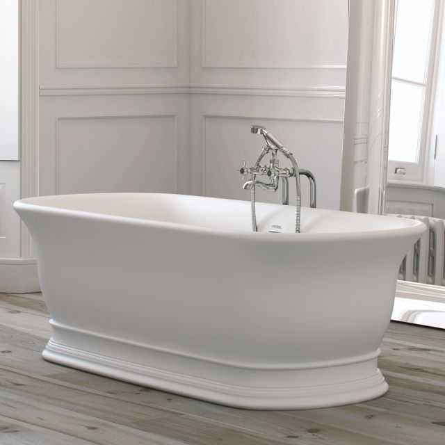 Imperial Marlow Freestanding Double Ended Bath