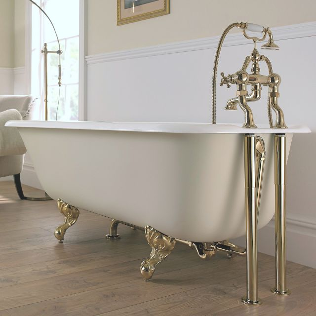 Imperial Waldorf Cast Iron Bath