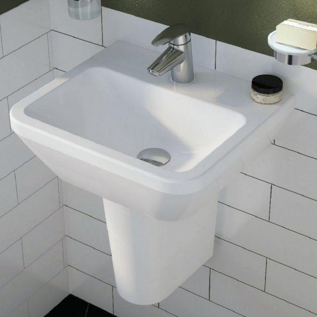 VitrA Integra Square Cloakroom Basin