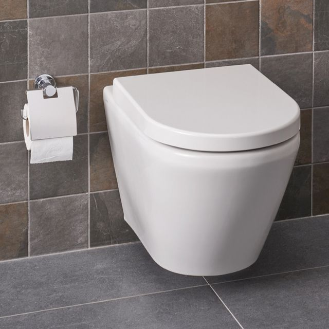 VitrA Integra Rimless Wall Hung Toilet