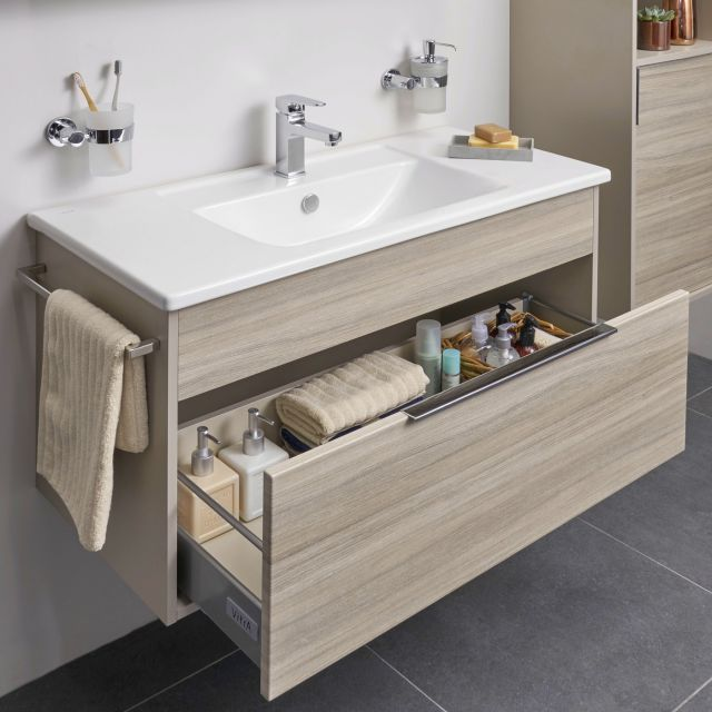 VitrA Integra Medium 80cm Vanity Unit with Basin